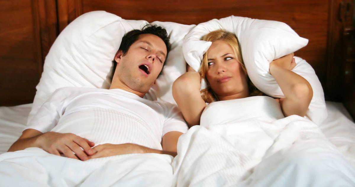 Как лечить храп во сне